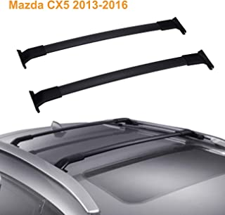 ALAVENTE Roof Rack Cross Bars for Mazda CX5 2013 2014 2015 2016 (with Factory roof Side Rails)