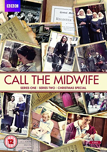 Call the Midwife - Series 1, Series 2 and Christmas Special [6 DVDs] [UK Import]