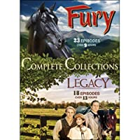 LEGACY & FURY: COMPLETE COLLECTIONS