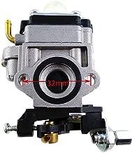 Kids ATV Parts 10mm Carburetor for RedMax Hedge Trimmer CHT230 CHT232 CHT2200
