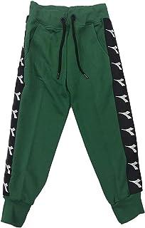 Diadora Junior - Pantalón Verde para niño 021345-101