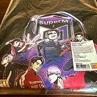 【匿名配送】SuperM MARVEL コラボTシャツ Sサイズ
