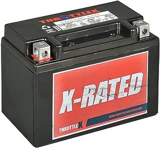 ThrottleX Batteries - ADX9-BS - AGM Replacement Power Sport Battery