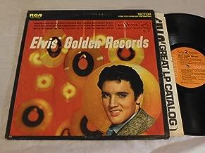Elvis' Golden Records LP - RCA Victor - LSP 1707(e)
