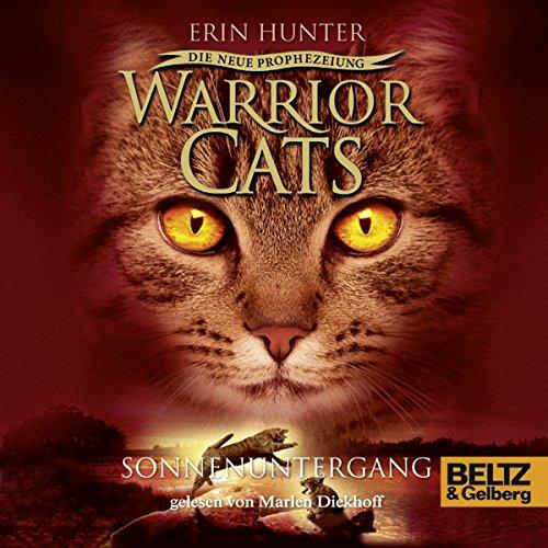 Sonnenuntergang (Warrior Cats: Die neue Prophezeiung 6) Titelbild