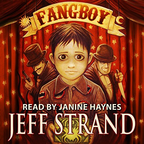 Fangboy audiobook cover art