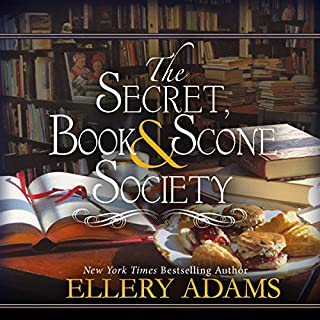The Secret, Book & Scone Society                   By:                                                                                                                                 Ellery Adams                               Narrated by:                                                                                                                                 Cris Dukehart                      Length: 8 hrs and 31 mins     3,129 ratings     Overall 4.0
