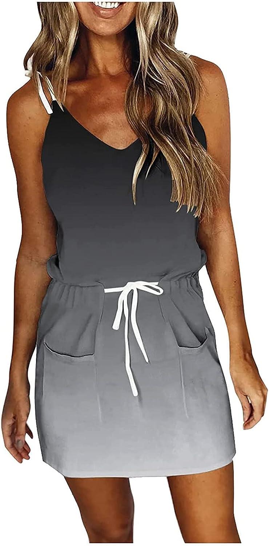 Off The Shoulder Dress for Women Summer Casual Y2K Comfy Party Dress Stripe Petite Plus Size Vintage Wear