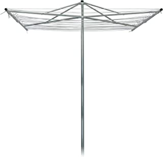 Strata Outdoor Parallel Rotary Dryer Clothes Line (184', Parallel Silver)