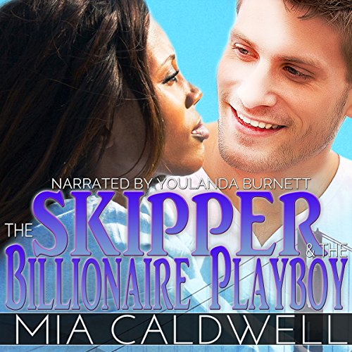 The Skipper & the Billionaire Playboy audiobook cover art