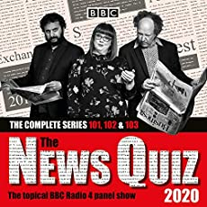 The News Quiz 2020 - The Complete Series 101, 102 & 103