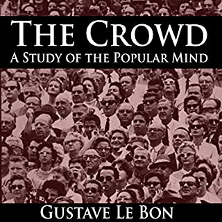 The Crowd audiobook cover art
