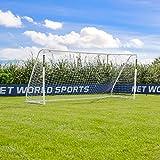 16ft x 7ft FORZA Soccer Goal & Net - The Largest Portable Soccer Goal Available! [Net World Sports] (Goal & Carry Bag)