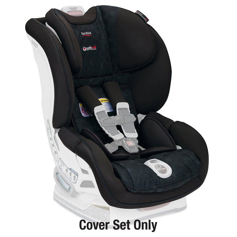 Britax 宝得适 Boulevard ClickTight 可调节宝宝汽车座椅套,Circa
