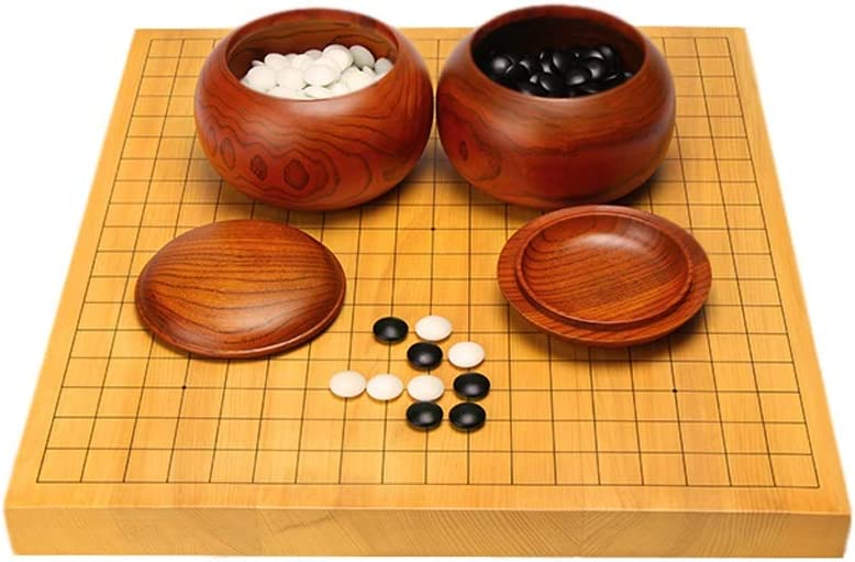 Weiqi Games supreme Luxury Go Chess Game Set Two with and Bamboo trend rank Na Jar