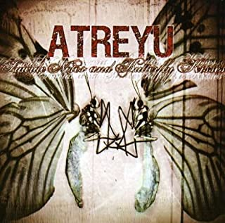 Suicide Notes & Butterfly by Atreyu (2008-04-22)