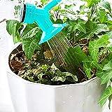 Inception Pro Infinite Aspersor de Maceta - Boquilla - Sistema de riego de Plantas - regadera multipropósito - Adecuado para Botella de jardín de PVC - Idea de Regalo Original