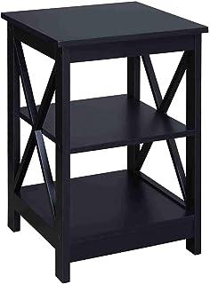 Convenience Concepts Oxford End Table, Black