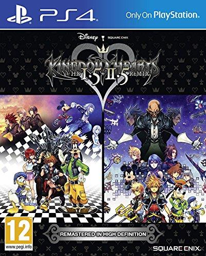 Kingdom Hearts HD 1.5 and 2.5 Remix (PS4) (輸入版)