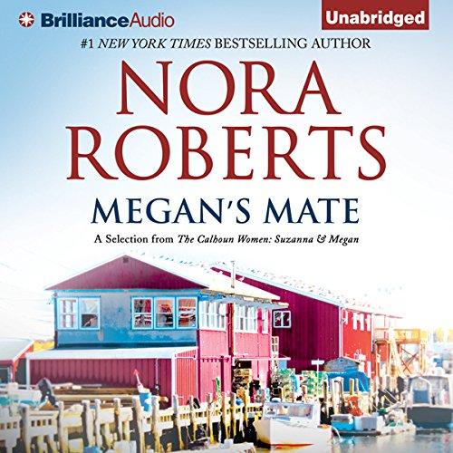 Megan's Mate audiobook cover art