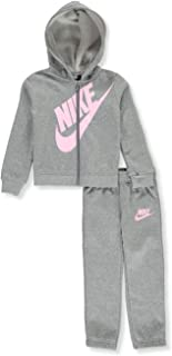 Girls' 2-Piece Sweatsuit