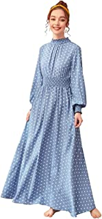 FridayIn Long Sleeve Cocktail Dresses Plain Elegant Design