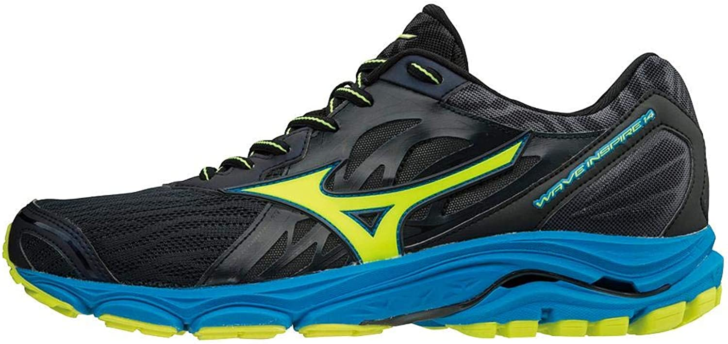 Mizuno Men's Wave Inspire 14 Low-Top Sneakers