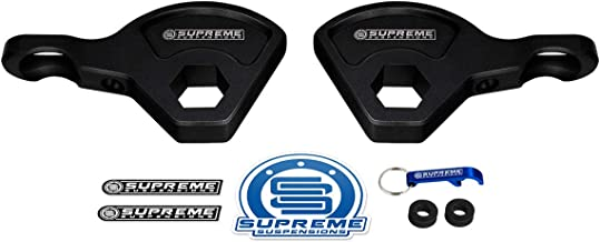 Supreme Suspensions - Front Leveling Kit for Dodge Durango Adjustable 1