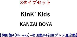 【3タイプセット】KANZAI BOYA(初回盤A-Blu-ray+初回盤B+初回プレス通常盤)...