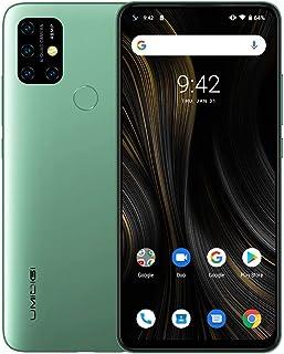 UMIDIGI POWER3 Android 10.0フリースマートフォン 6150mAh超大容量バッテリー 48MP + 13MP + 5MP + 5MP AIクアッドカメラ+16MPフロントカメラ RAM 4GB+ROM 64GB 10 W...