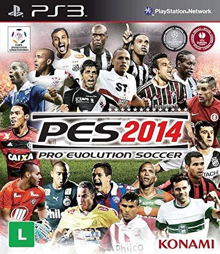 Game Pro Evolution Soccer 2014 - PS3