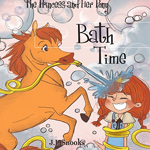 Bath Time (Princess Kitty and Luna) (English Edition)