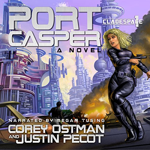 Port Casper audiobook cover art