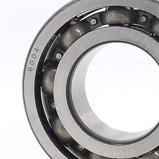 Nylon PLastic PRECISION Ball Bearing 20*42*12 5 PCS 20x42x12 mm 6004