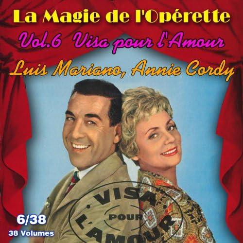 Luis Mariano & Annie Cordy