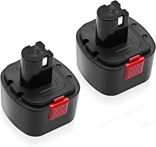 Powerextra 2 Pack Lincoln 12V 3000mAh Replacement Battery Compatible with LIN-1244 LIN-1242 LIN-1201