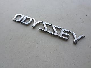 إكسسوارات Honda Genuine 75722-S0X-A00 Trunk Odyssey Emblem