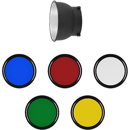 Rollei Reflektor Mit Farbfolien Kamera