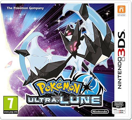 Pokemon Ultra Lune - Nintendo 3DS [Edizione: Francia]