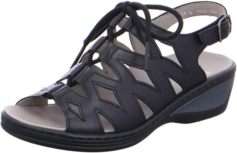 ARA Damen Sandaletten Colmar 12-39025-01 schwarz 621129 621129  Neues exklusives High-End