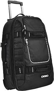 Pull-Through Travel Bag, Black, OS