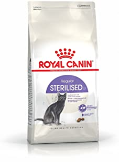 Royal Canin FHN Sterilised 2 kg Feline Breed Nutrition Cat Food