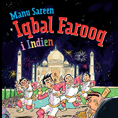Iqbal Farooq i Indien (Iqbal Farooq 8) audiobook cover art