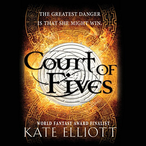 Court of Fives cover art