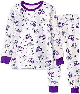 iixpin Kids Girls Sheer Lace Bowknot Princess Robe Classic Nightdress Cotton Pajamas Dailywear Short Sleeve Loungewear