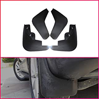 Maite Car Front and Rear Mud Flaps Splash Guards Fender Mudguard for Mazda 3 2009 2010 2011 2012 4Pcs