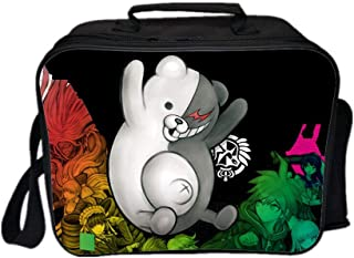 Qushy Danganronpa Lunch Box Lunch Bag Kid Adult Fashion