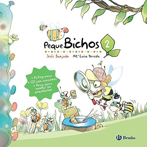 Pequebichos 2 (Castellano - A PARTIR DE 3 AÑOS - CUENTOS - Cuentos cortos)