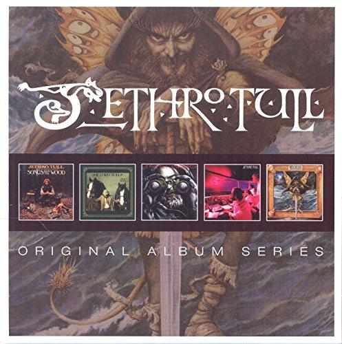 Price comparison product image Jethro Tull - Original Album Series