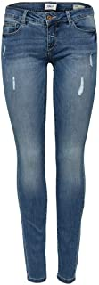 ONLY Onlcoral Sl Sk Dnm Jeans Bj8191-1 Noos, Mujer